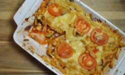 Super Vegetarian Pasta Bake Recipe - 4