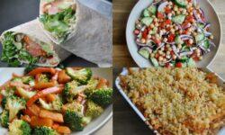 easy basic Veganuary recipes